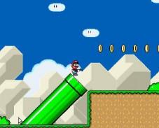 Игра Super Mario hardcore онлайн