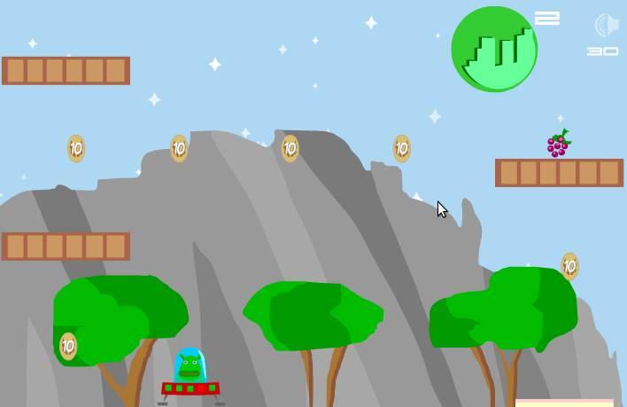 Игра UFO game онлайн
