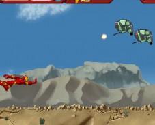 Игра Железный человек против врагов онлайн