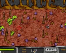 Игра Alien Exterminator онлайн