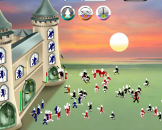 Игра Epic Defense Battles онлайн