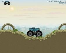 Игра Extreme Trucks I онлайн