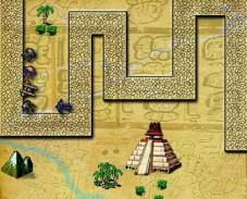 Игра Maya vs Aliens онлайн