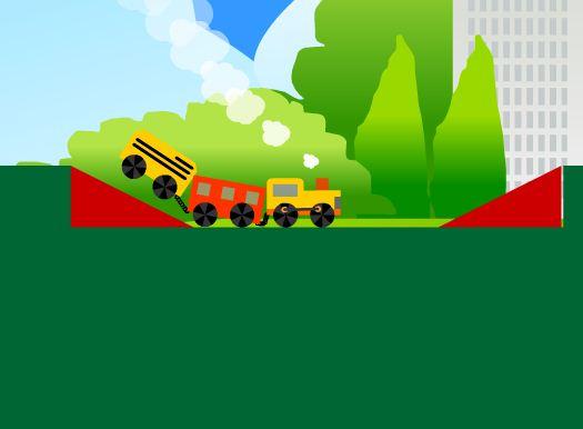 Игра Mini Train (Мини поезд) онлайн