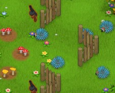 Игра Mushroom Madness 2 онлайн