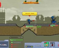 Игра Platform War (Платформа войны) онлайн
