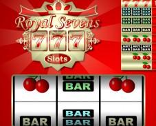 Игра Royal Sevens Slots онлайн
