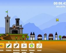 Игра Sand Castle онлайн