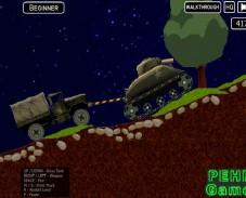 Игра Tank & Truck Trial онлайн