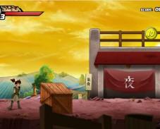 Игра Бен 10 игра Самурай онлайн