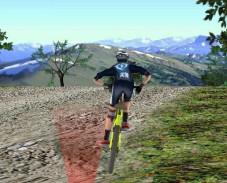 Игра Горный велосипед 3D онлайн