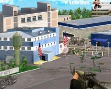 Игра Защита посольства онлайн