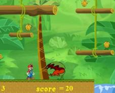 Игра Марио в Джунглях онлайн