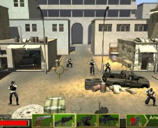 Игра Спецназ Антитеррор онлайн