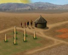 Игра Фермер третьего мира онлайн