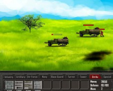 Игра Battle Gear Missile Attack онлайн
