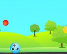 Игра Bubble Avoid онлайн