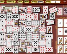Игра Crazy Quilt Solitaire онлайн