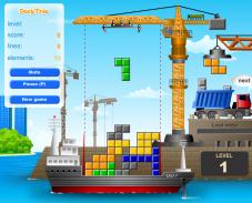Игра Docktris онлайн