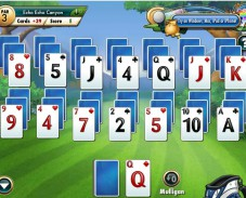 Игра Fairway Solitaire онлайн