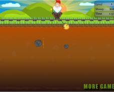 Игра Gnome Miner онлайн