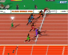 Игра Hurdles — Road to Olympic Games онлайн