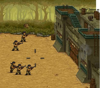 Игра Jungle Rampage онлайн