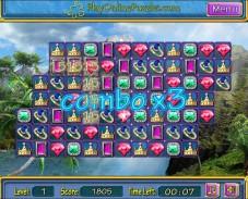 Игра Lost Jewelry онлайн