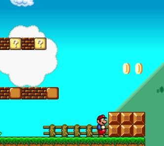 Игра Mario Forever Flash онлайн