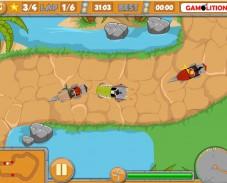 Игра Prehistory Grand Prix онлайн