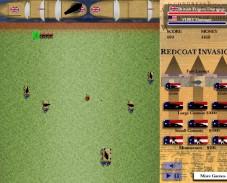 Игра Redcoat Invasion онлайн