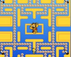 Игра Simpsons Pacman онлайн