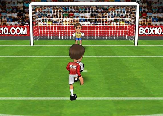 Игра Smashing Soccer 2 онлайн