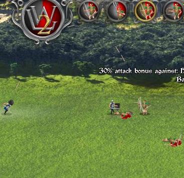 Игра Warlords 2: Восставшие демоны онлайн
