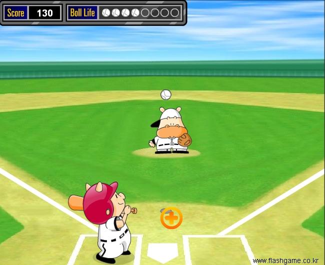 Игра Детский бейсбол онлайн