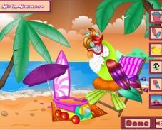Игра Попугайские перышки онлайн