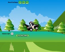 Игра 911 Police Truck онлайн