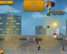 Игра Afro Basketball онлайн