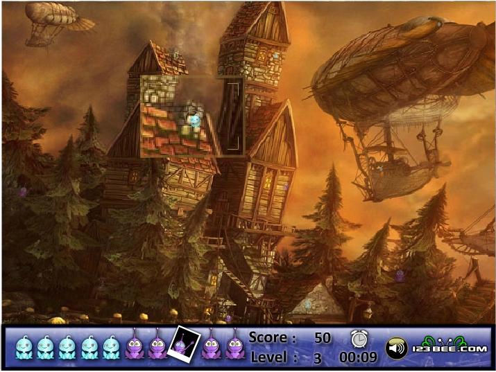 Игра Alien Shots 2 онлайн