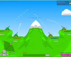 Игра Artillery онлайн