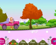 Игра Barbie Transport онлайн