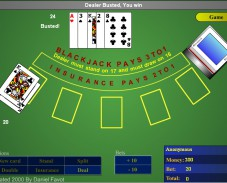 Игра Black Jack онлайн