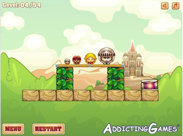 Игра Castle Tales онлайн