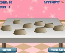 Игра Веселые тарелки онлайн