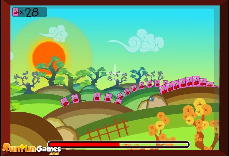 Игра Chase Cherry Mio онлайн