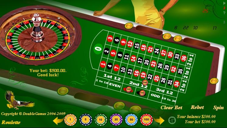 Игра Classic Roulette онлайн
