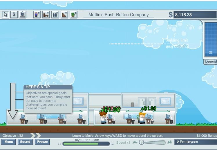 Игра Corporation Inc онлайн