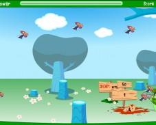 Игра Cub Shoot 3 онлайн