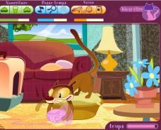 Игра Cyber Chaton онлайн