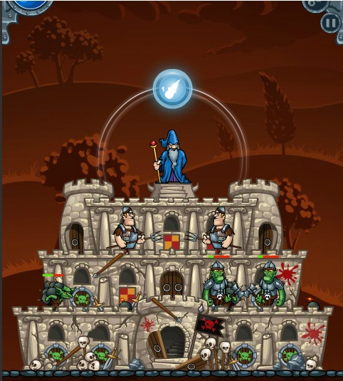 Игра Epic Stand онлайн